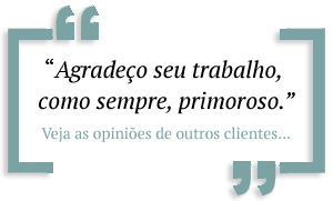opiniao do cliente
